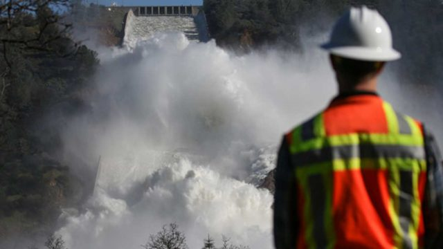 Spilled over... SRG is looking to tap into the US market to prevent more dam disasters. Picture: Getty.