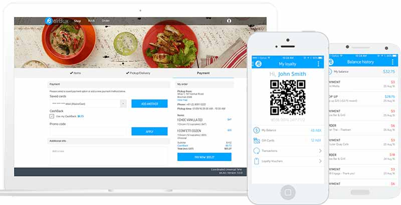 Mobecom's airBux are using blockchain technology to make loyalty programs more compelling.