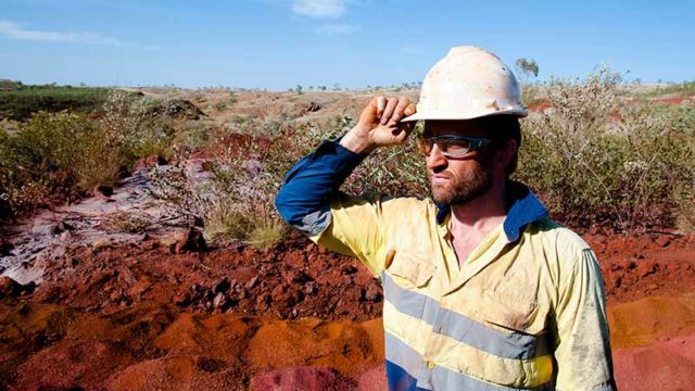 The federal government's $100m exploration tax credit has been delayed again. Pic: Getty