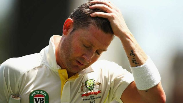 Former Aussie cricket captain Michael Clarke was the face of a failed ICO. Pic: Getty