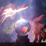 Crystal Ball, fortune teller, future