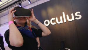 Vection (ASX:VR1), the ASX's only virtual reality stock has joined the Facebook Oculus Independent Software Vendor (ISV) program (Pic: Getty)