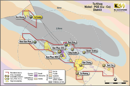 Blackstone Minerals' new nickel discovery is one of its best yet