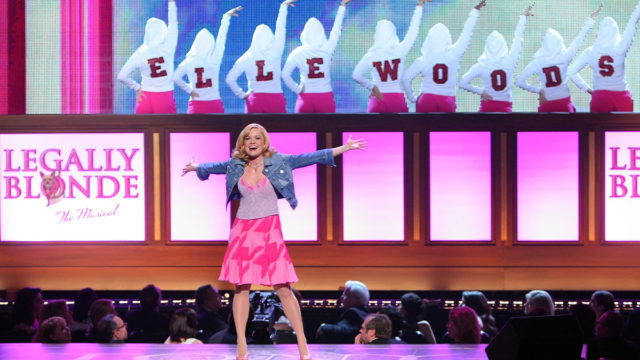 Playside Legally Blonde Film Franchise