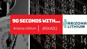 Arizona Lithium